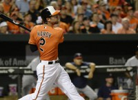 Orioles put Hardy on DL, activate Pearce