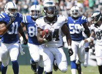 Eagles top Colts in lone Sunday preseason game