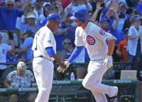 Cubs win 2-1 on 12th walk-off of season