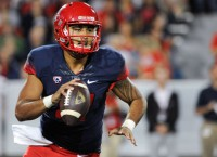 Week Four Lowe Down: Tech stuns TCU, Zona wins