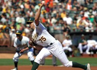A's veteran Zito to make likely last start of career