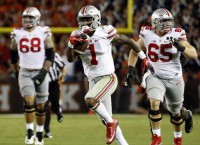 Ohio State rolls past VT in second half for 42-24 win