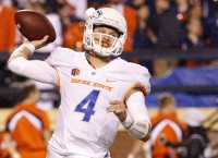 Rookie Rypien leads Boise State to 56-14 win