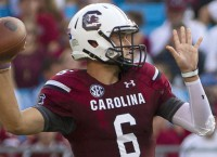 South Carolina QB Mitch out of hospital