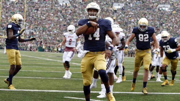 Replacements settling in for No. 6 Irish