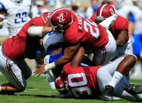Week Three Lowe Down: Bama, LSU get key SEC Ws