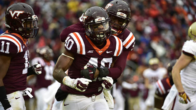 Upset-minded again, Hokies hunting for No. 1 win