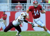 Tide ready to roll into SEC road test at Georgia
