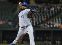 Awful outing stretches Cueto's skid to five games