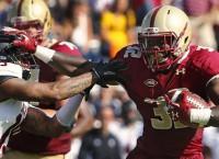 Boston College RB Hilliman sidelined indefinitely