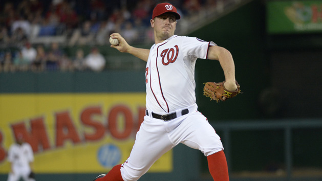 MLB Scores: Zimmerman has big night in Nats win