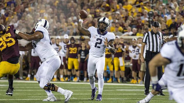 TCU hangs on to beat relentless Minnesota