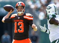 Browns name McCown starter over Manziel