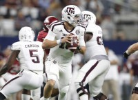 Sumlin, Aggies playing a different tune