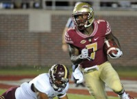Florida State RB Pender has collapsed lung