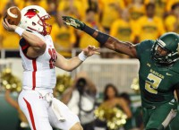 Briles says Baylor needs an attitude adjustment