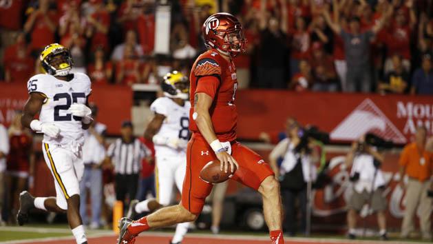 Wilson, big-play 'D' spark Utah's win over Michigan