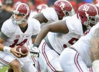 SEC Notebook: Bama rolls back into playoff picture