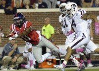 SEC Notebook: Ole Miss remains in West contention