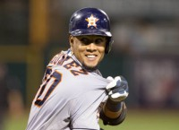 Astros' Gomez expects to play in postseason