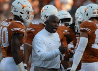 Strong believes Longhorns can turn things around