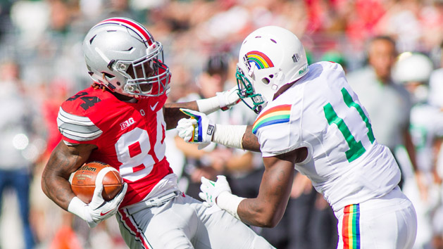 College Football Notes: Ohio State loses WR Smith