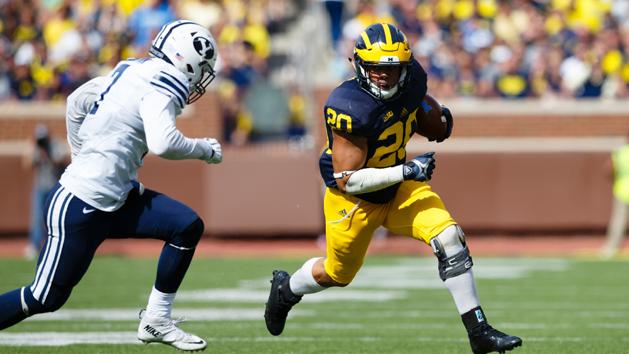 Lowe Down on Week Six: Michigan, Utah get key Ws