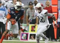 Auburn dismisses WR Williams