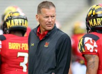 Maryland fires Edsall