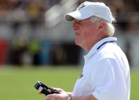 Reports: Central Florida coach O'Leary resigns
