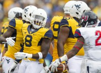 West Virginia loses S Joseph to knee injury