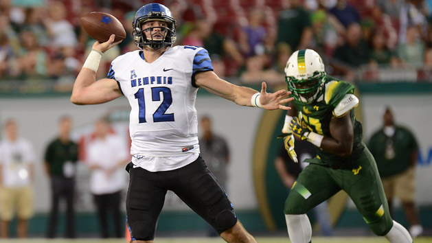 AAC Notebook: Memphis moves into Top 25