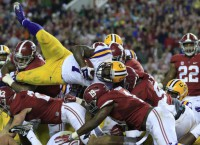SEC Notebook: Tide downs LSU; Gators win East