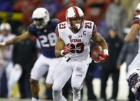 Utah RB Booker out for regular season