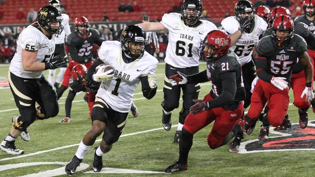 Idaho kicks WR Epps off team