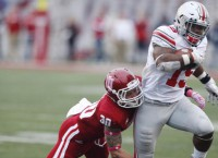 Ohio State RB Elliott apologizes for comments