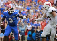 SEC Notebook: East teams struggle with 'walkovers'