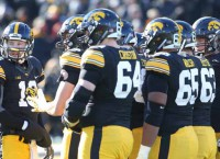 Oklahoma, Iowa crash College Football Playoff party