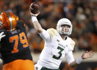 Big 12 Notebook: OSU joins league's one-loss club