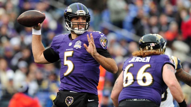 NFL notebook: Ravens QB Flacco out for season