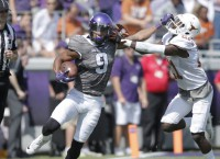 TCU WR Doctson done for season