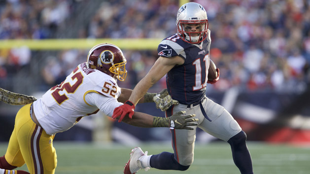 Patriots WR Edelman to have foot surgery