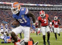 SEC Notebook: Gators closing in on East title