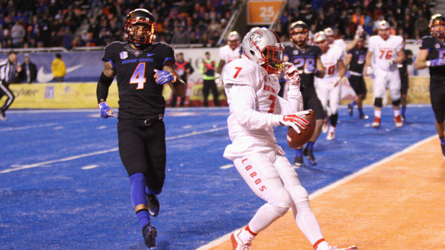 MW Notebook: Lobos shake up Mountain Division race