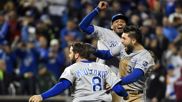 Royals win World Series after yet another comeback