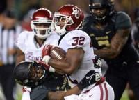 Big 12 Notebook: OU sinks Bears national title hopes