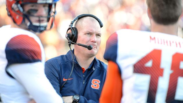 Syracuse fires Shafer