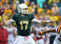 Baylor QB Russell expected to fully recover