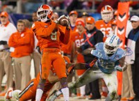 Three Clemson players suspended