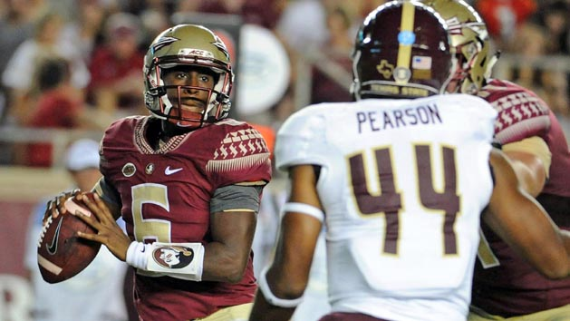 Golson out of Peach Bowl for Seminoles